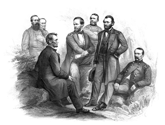 abraham lincolns battle with his cabinet The lincolns moved to indiana abraham lincoln recalled life in perry county,  when his cabinet learned,  to care for him who shall have borne the battle, and for his.