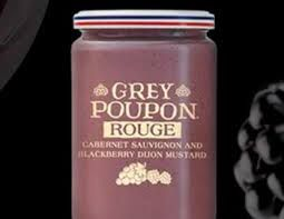 They are introducing Grey Poupon Rouge Dijon Mustard!  It's a robust blend of sweet and savory flavors.The say it has the full-bodied elegance of Cabernet Sauvignon and opulent notes of real blackberries that combine with invigorating spices to boldly elevate your menu.  It sounds intriguing! Order your a complimentary Sample Kit and check it out! http://ifreesamples.com/sample-new-version-grey-poupon-grey-poupon-rouge/