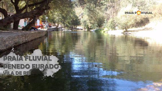 Praia Fluvial do Penedo Furado - Vila de Rei