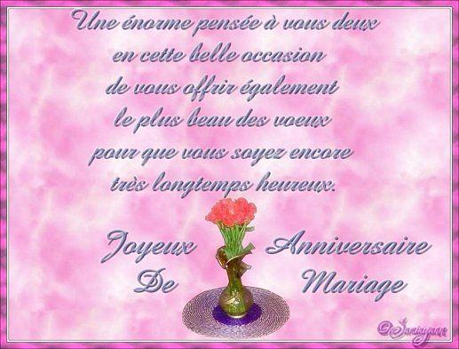 Bonne Anniversaire De Mariage Bon Anniversaire De Mariage