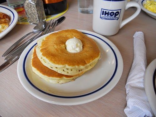 Copycat Ihop Buttermilk Pancakes Food Pancake Recipe Taste I Hop Pancake Recipe