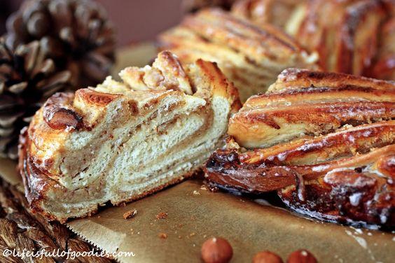 """Die dritte und für dieses Jahr letzte Runde unserer Baking Challenge """"Do it TWICE!!"""", die ich mit Dani von Fabulous Food betreibe, ist eingeläutet. Und weil am Sonntag schon der 1. Advent war, geht..."""