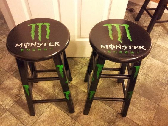 Hand painted stools any theme $65.00 each +s   https://www.facebook.com/media/set/?set=a.263182010373602.69453.262802503744886=3