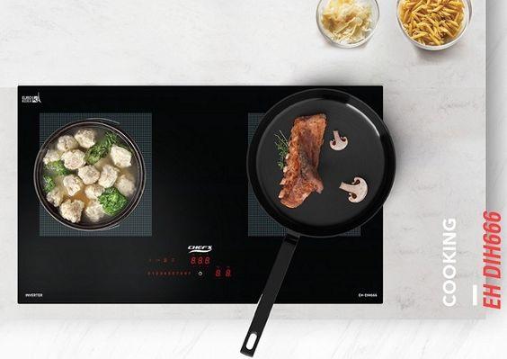Bếp từ Chefs EH DIH666 có giá bán bao nhiêu?