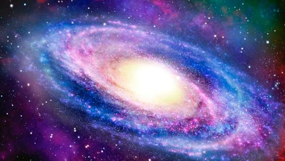 La galaxia SXDF-NB1006-2 podría dar indicios sobre la formación del Universo. | Foto: Omicrono