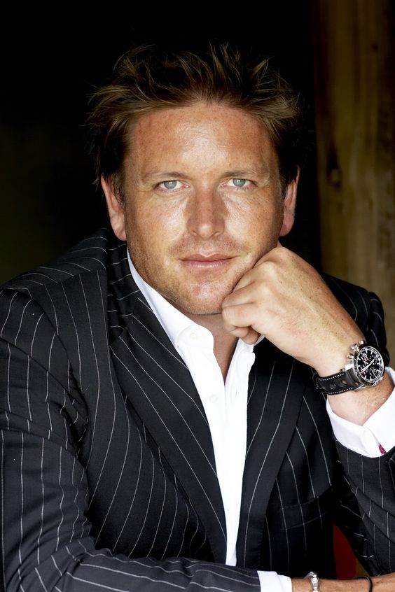Had to put him on my board as he's yummy! James Martin