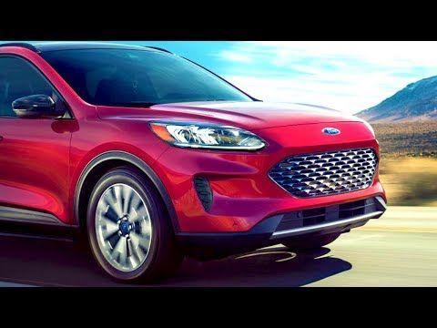 25 2020 Ford Escape Interior Design Exterior Youtube Ford