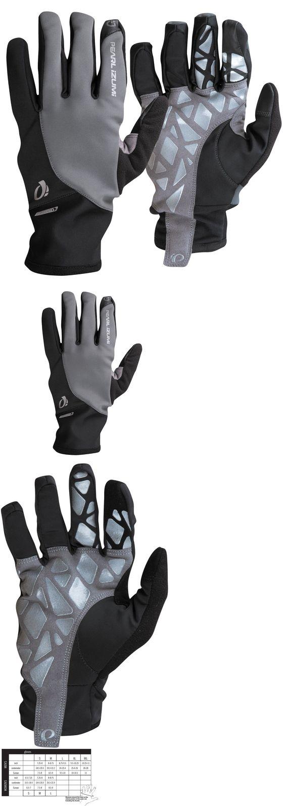 Gloves pearl izumi menus pro softshell lite glove black
