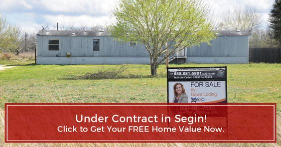 Call Dawn Loding at 830\/481-7580 for more info on this 1-acre lot - free home sale contract