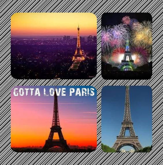 My dream is to go Paris! This is an original from someone special.