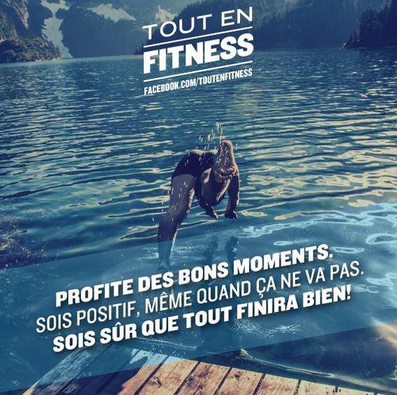 motivation / fitness / sport #toutenfitness