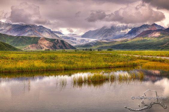 Klawock, Alaska | Gulkana glacier | Alaska Photography