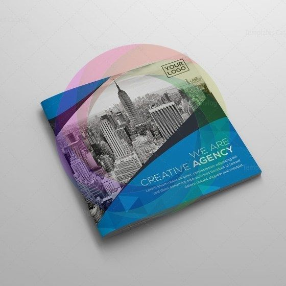 Square Bi Fold Business Brochure Template Graphic Templates Visiting Card Templates Brochure Design Template Business Cards Creative Templates
