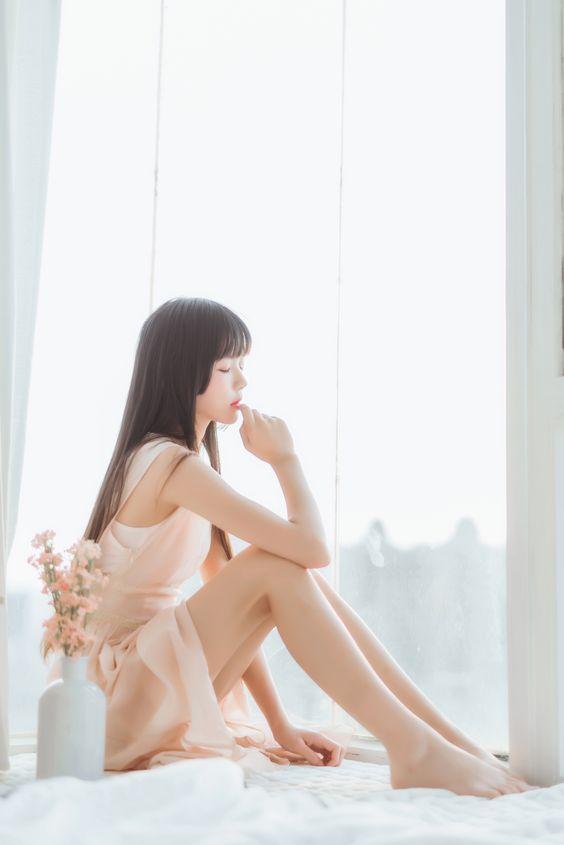 ngắm ảnh gái xinh châu á