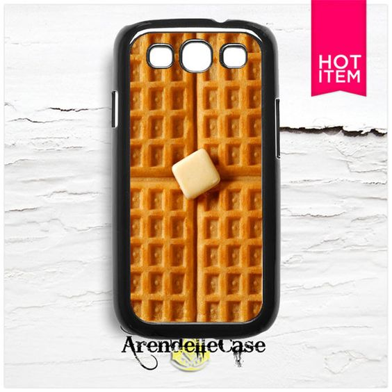 Chocolate Waffle Samsung Galaxy S3 Case