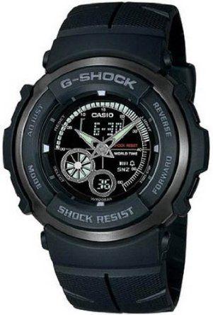 Casio Mens G-Shock Watch G301B-1A
