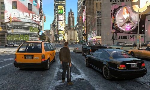 GTA 4 (GTA IV) game download free for PC | Game download free ...