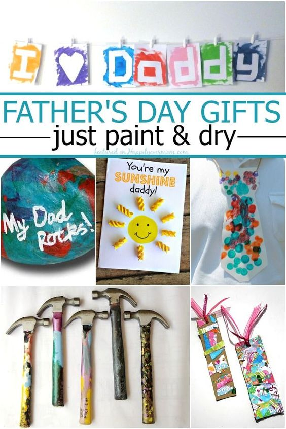 father's day arts and crafts for 3 year olds