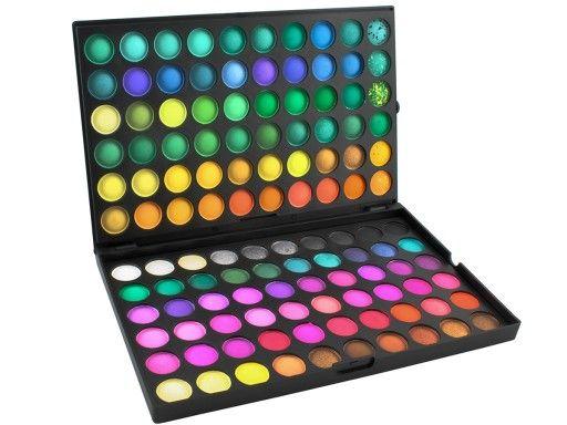 Paleta Cieni Do Makijazu Powiek 120 Kolorow Cienie Eyeshadow How To Make Make Up