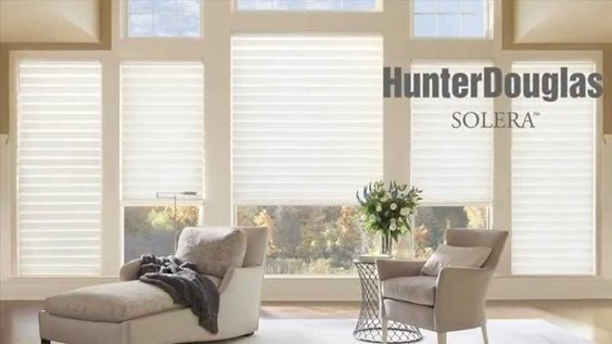 Solera™ Soft Shades Operating Systems - Hunter Douglas Window Fashions