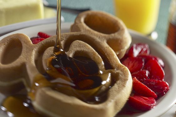 disney world's greatest photos | Best Places to Get Breakfast in Disney World