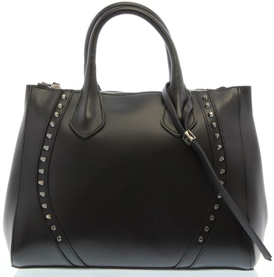Gianni chiarini bs3950 een zwart leren tas