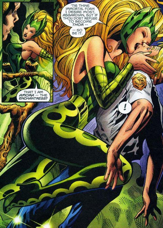 Enchantress - Marvel Avengers Alliance by icequeen654123 on DeviantArt