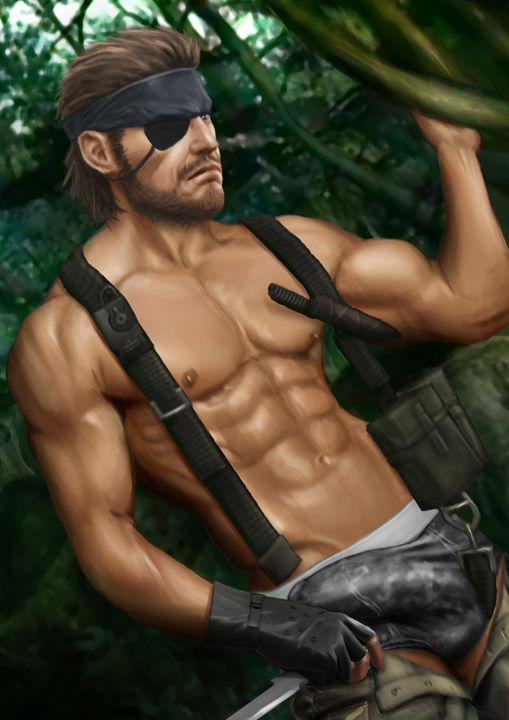 Metal Gear Solid Gay 45