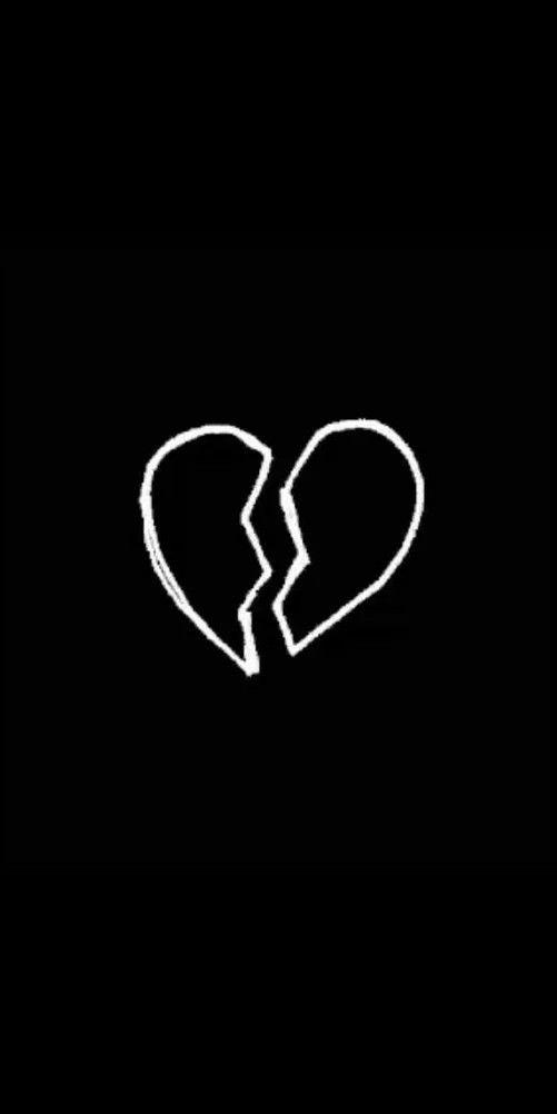 Heart Is Broke Broken Heart Wallpaper Heart Wallpaper My Heart Is Breaking Awesome black broken heart wallpaper