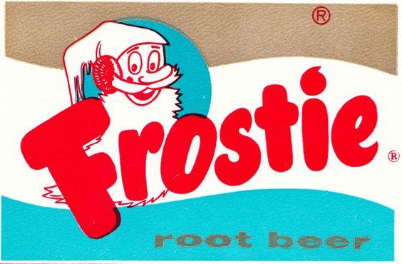 Frostie Root Beer.