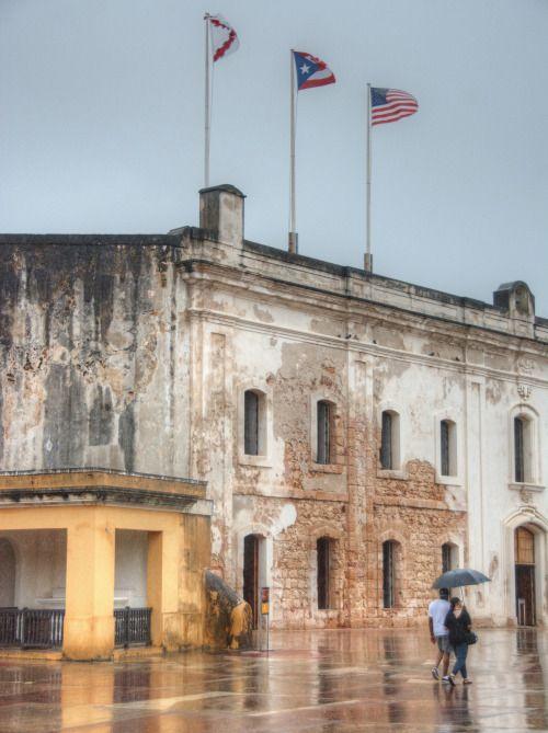 Old San Juan - Puerto Rico (byJill /Blue Moonbeam Studio) IFTTT Tumblr
