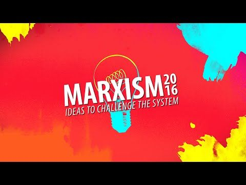 Marxism 2016 Conference - Front Page
