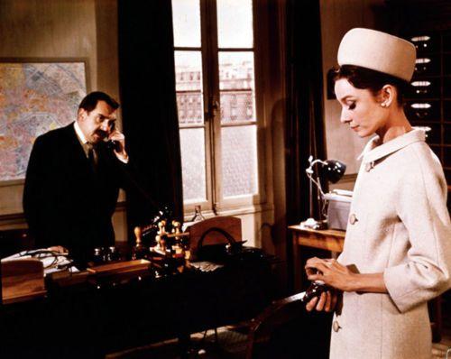 Audrey Hepburn - pillowbox hat