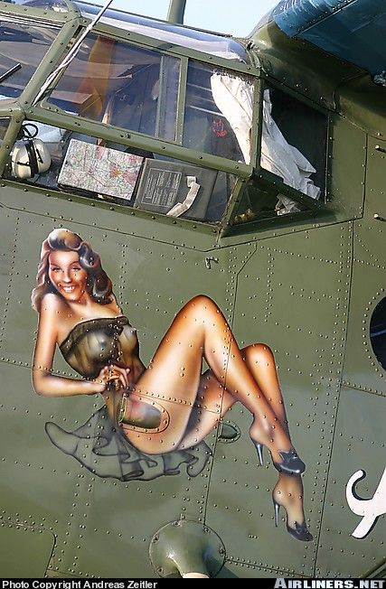 Image detail for -Nose art - Page 3: