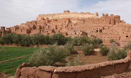 Marrakech, Sahara, Maroc