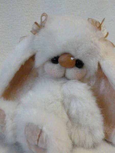KOYUKI  ( meaning: little snow! ) by Tina's sweetheart Teds