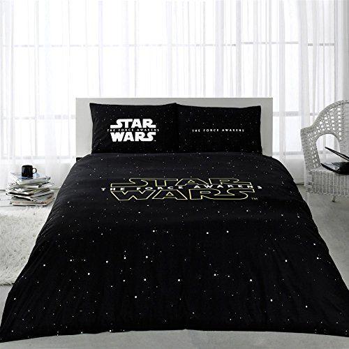 100 Cotton 4pcs Star Wars Queen Size Duvet Quilt Cover Set Yoda
