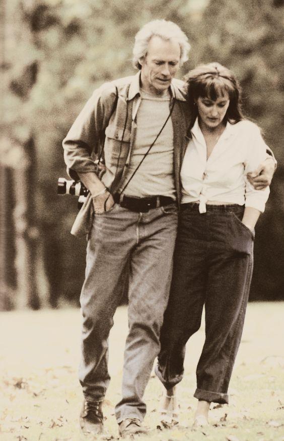 Clint Eastwood & Meryl Streep, The Bridges of Madison County (1995)