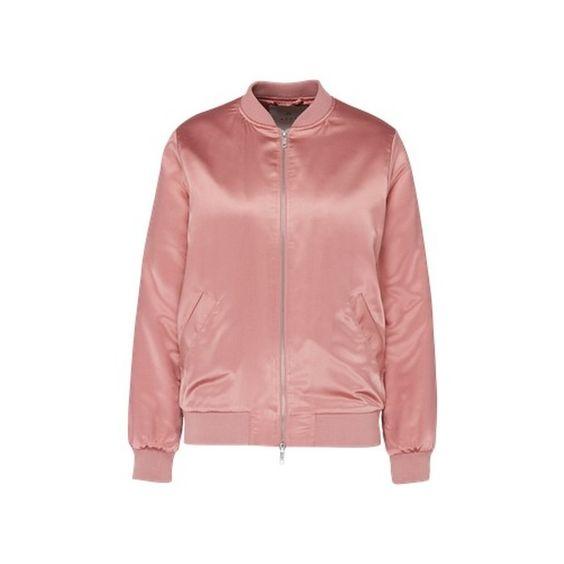 ADPT. Bomber Jacke 'ADPTDIXIE' pink