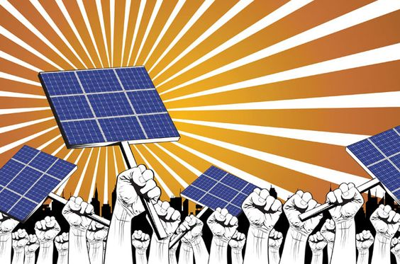 Resultado de imagen de Solar Power to the People
