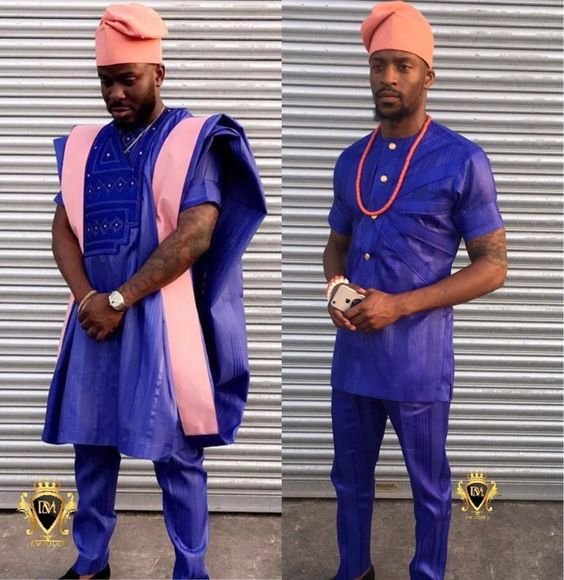 Best Agbada Styles 2018 (September)