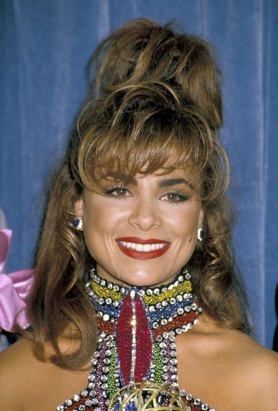 1990 Paula Abdul