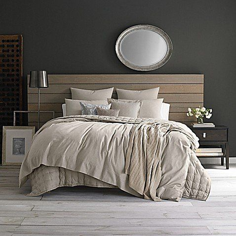 Sleep Soundly In The Soft And Serene Wamsutta Vintage Cotton Cashmere Coverlet Designed To Create An Ambi Bedroom Vintage Coverlet Bedding Luxury Bedding Sets
