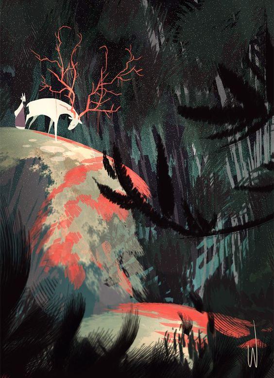 Foxfire — Soft Trail of Velvet.
