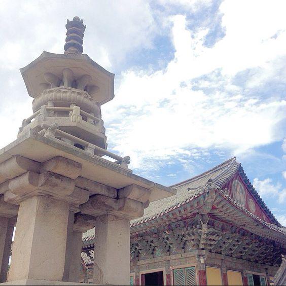 Bulguksa Temple, Gyeonju Korea
