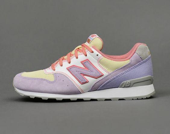 new balance pink 996