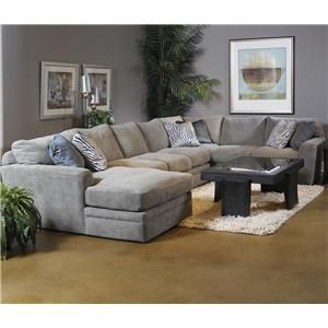 Fairmont Seating Palms Sectional - D3698-13R+33+05L ...