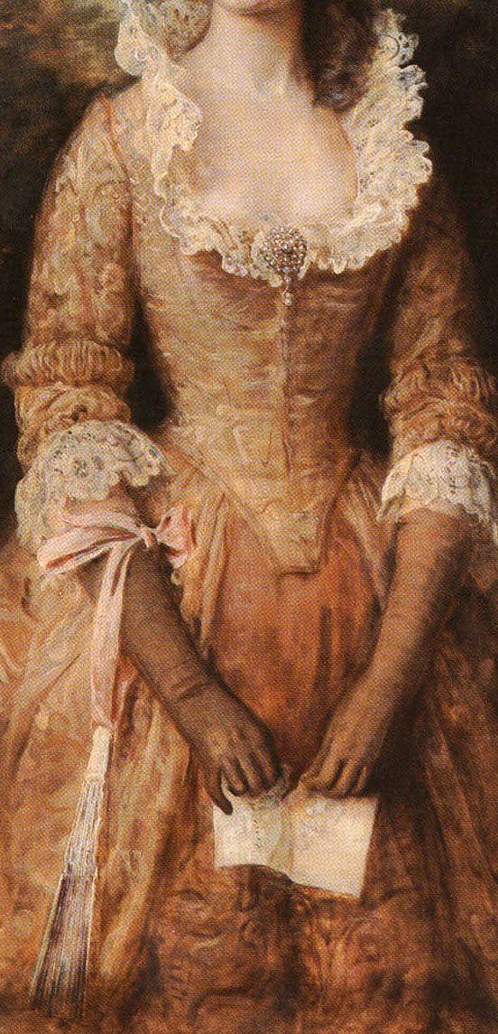 Clarissa by Sir John Everett Millais (1829 - 1896) painted in 1887