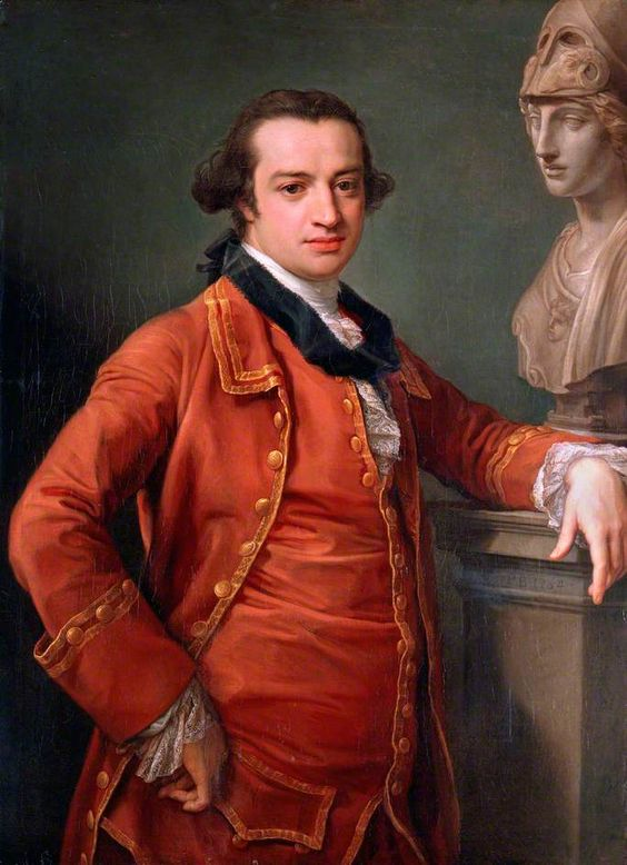 John Monck, 1764, by Pompeo Batoni The Geffrye, Museum of the Home: