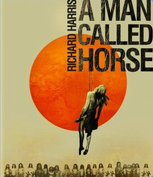 A Man Called Horse Blu-ray cover
